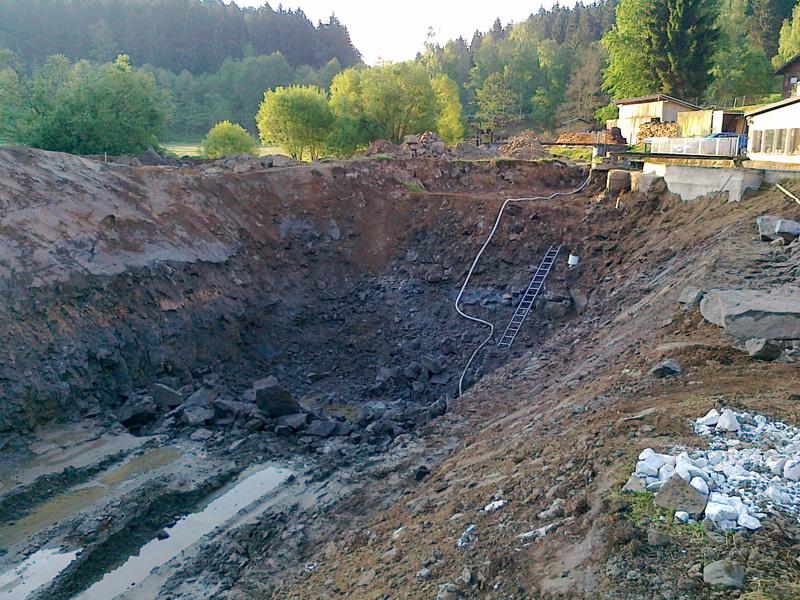 Flussbettgestaltung