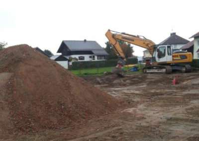 Abbrucharbeiten Niederbayern