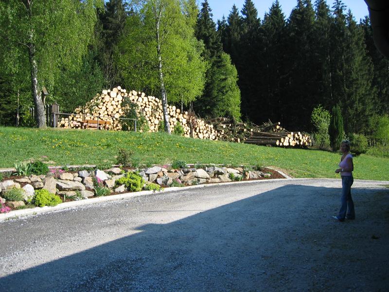 Steinmauer Landschaftsbauer