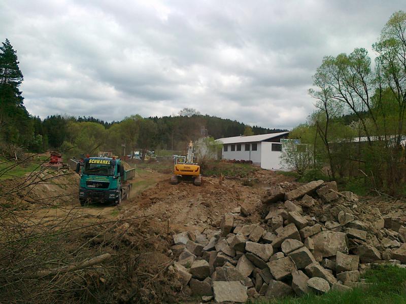 Transport von Contain, Schrott, Abfall Deggendorf